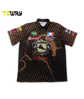 Custom Sublimation Motorcycle jerseys