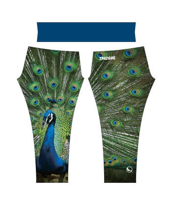 custom sublimation yoga pant
