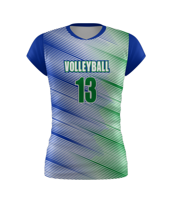 custom sublimation volleyball