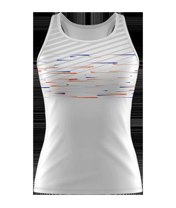 custom sublimation tennis uniform
