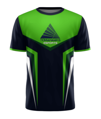 custom sublimation esports uniform