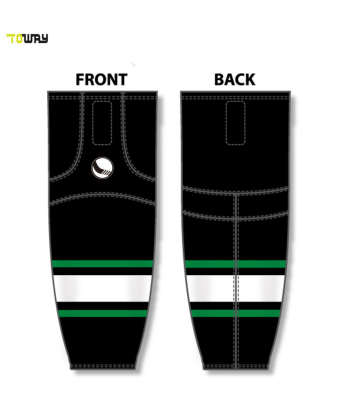 custom sublimation hockey socks