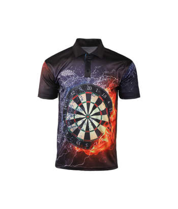 Design your own custom sublimation darts shirts