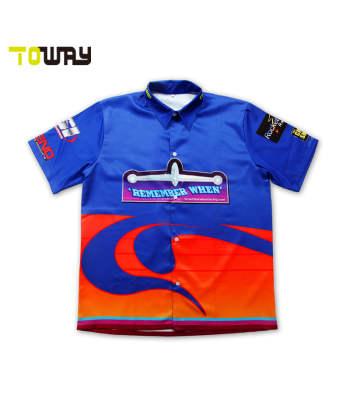 Custom Sublimation Motorcycle jerseys
