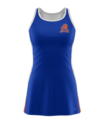 custom sublimation tennis uniform
