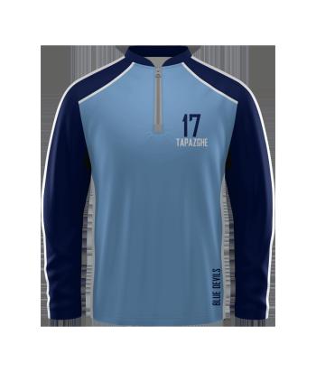 custom Premium zip jacket shirt