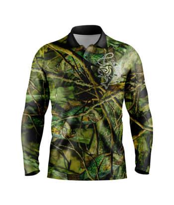 Custom Sublimation Fishing Jerseys