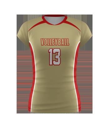 custom sublimation volleyball